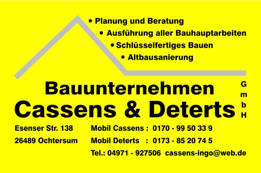 Cassens und Deters